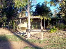 Clermont - Old Town Site - Accommodation Port Macquarie
