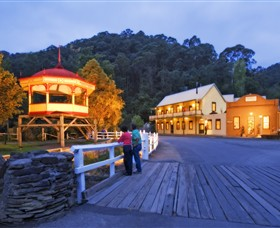 Walhalla Historic Area - Accommodation Port Macquarie