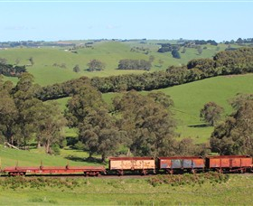 South Gippsland Tourist Railway - Accommodation Port Macquarie