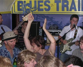 The Blues Train - Accommodation Port Macquarie