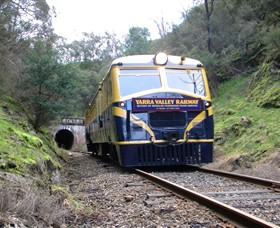 Yarra Valley Railway - Accommodation Port Macquarie