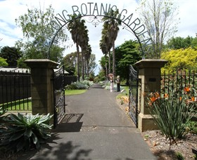 Friends of Geelong Botanic Gardens - Accommodation Port Macquarie