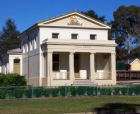 Berry Courthouse - Accommodation Port Macquarie