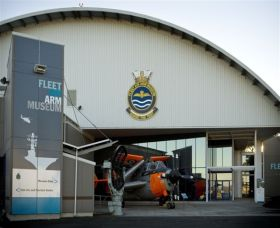 Fleet Air Arm Museum - Accommodation Port Macquarie