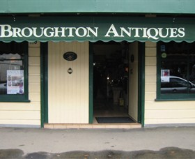 Broughton Antiques - Accommodation Port Macquarie
