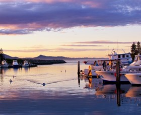 Bermagui Fishermens Wharf - Accommodation Port Macquarie