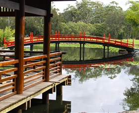 North Coast Regional Botanic Garden - Accommodation Port Macquarie