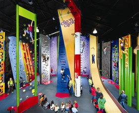 Clip 'N Climb Melbourne - Accommodation Port Macquarie