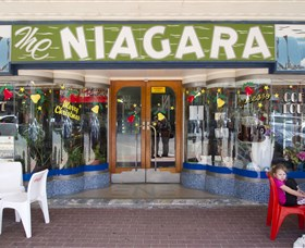 Niagra Cafe - Accommodation Port Macquarie