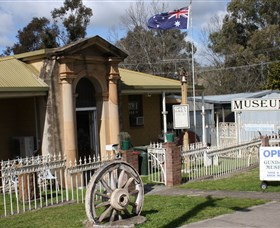 Gundagai Historic Museum - Accommodation Port Macquarie