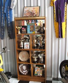 Ash's Speedway Museum - Accommodation Port Macquarie