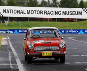 National Motor Racing Museum - Accommodation Port Macquarie