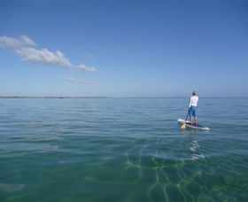 Peninsula Stand Up Paddle - Accommodation Port Macquarie