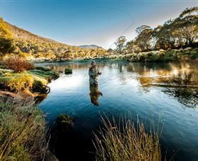 Fly Fishing Tumut - Accommodation Port Macquarie