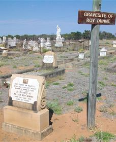 Blackall Cemetery - Accommodation Port Macquarie