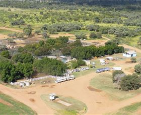 Blackall Saleyards - Accommodation Port Macquarie
