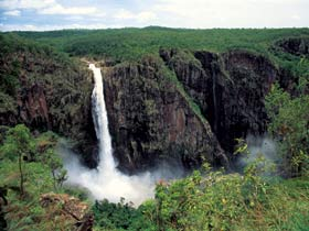 Wallaman Falls Girringun National Park - Accommodation Port Macquarie