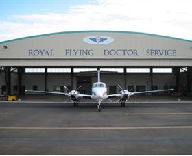 Royal Flying Doctor Service Dubbo Base Education Centre Dubbo - Accommodation Port Macquarie