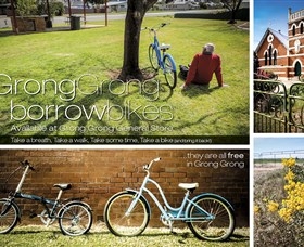 Grong Grong Borrow Bikes - Accommodation Port Macquarie