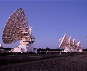 CSIRO Australia Telescope Narrabri - Accommodation Port Macquarie