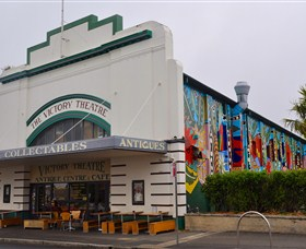 The Victory Theatre Antique Centre - Accommodation Port Macquarie