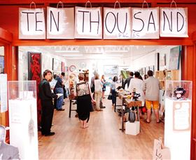 Ten Thousand Paces Gallery - Accommodation Port Macquarie