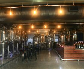 Pumpyard Bar and Brewery - Accommodation Port Macquarie