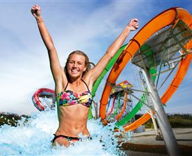 Wet'n'Wild Gold Coast - Accommodation Port Macquarie