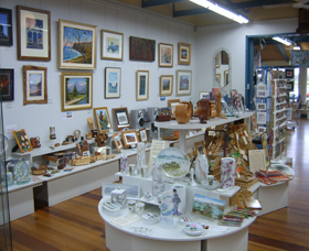 Ferry Park Gallery - Accommodation Port Macquarie