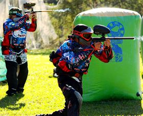 Elite 1 Paintball - Accommodation Port Macquarie