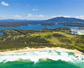 Wallaga Lake - Accommodation Port Macquarie