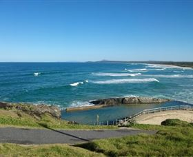 Sawtell Beach - Accommodation Port Macquarie