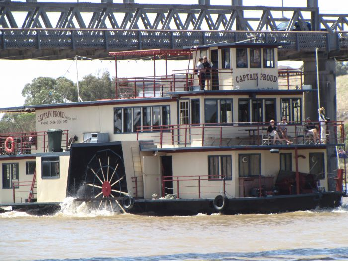 Captain Proud Paddleboat Cruises - Accommodation Port Macquarie