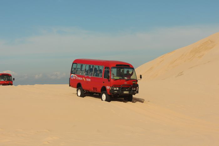 Port Stephens 4WD Tours - Accommodation Port Macquarie