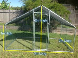Maryriver Cages For Chickens Dogs Poultry - Accommodation Port Macquarie