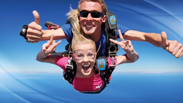 Skydive Oz Canberra - Accommodation Port Macquarie