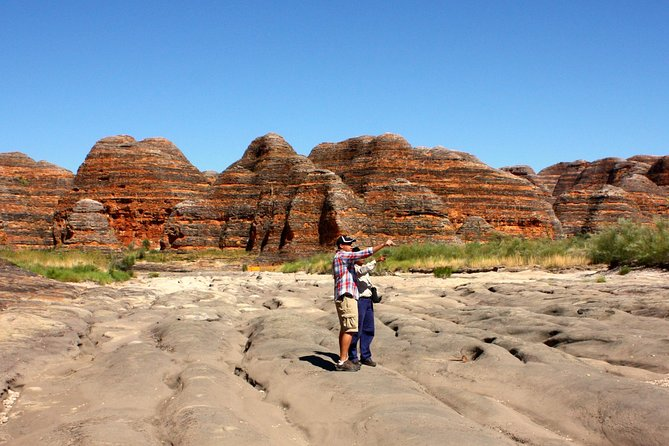 Bungle Bungle Flight Domes  Cathedral Gorge Guided Walk from Kununurra - Accommodation Port Macquarie