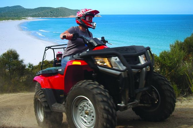Half-Day Guided ATV Exploration Tour from Coles Bay - Accommodation Port Macquarie