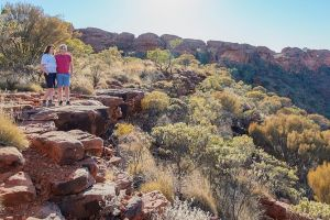 Kings Canyon Day Trip from Ayers Rock - Accommodation Port Macquarie