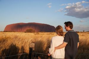 Uluru Ayers Rock Sunset with Outback Barbecue Dinner and Star Tour - Accommodation Port Macquarie