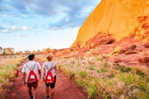 Uluru Sunrise and Guided Base Walk - Accommodation Port Macquarie