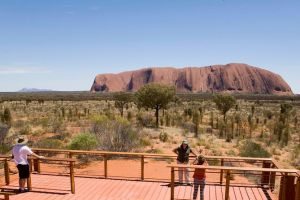Uluru Small Group Tour including Sunset - Accommodation Port Macquarie