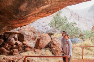 Uluru Base and Sunset Half-Day Trip with Optional Outback BBQ Dinner - Accommodation Port Macquarie