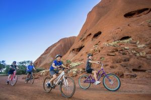 Outback Cycling Uluru Bike Ride Adult - Accommodation Port Macquarie
