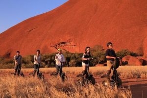 Sunset Segway Experience in Uluru from Yulara - Accommodation Port Macquarie