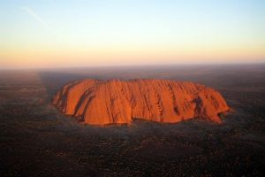 Scenic Flight Uluru Rock Blast - Accommodation Port Macquarie