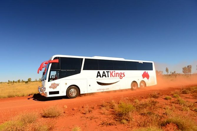 Coach Transfer from Kings Canyon to Alice Springs - Accommodation Port Macquarie