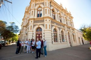Broken Hill Heritage Walk Tour - Accommodation Port Macquarie