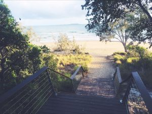 Canoe Point Beach and Parklands - Accommodation Port Macquarie
