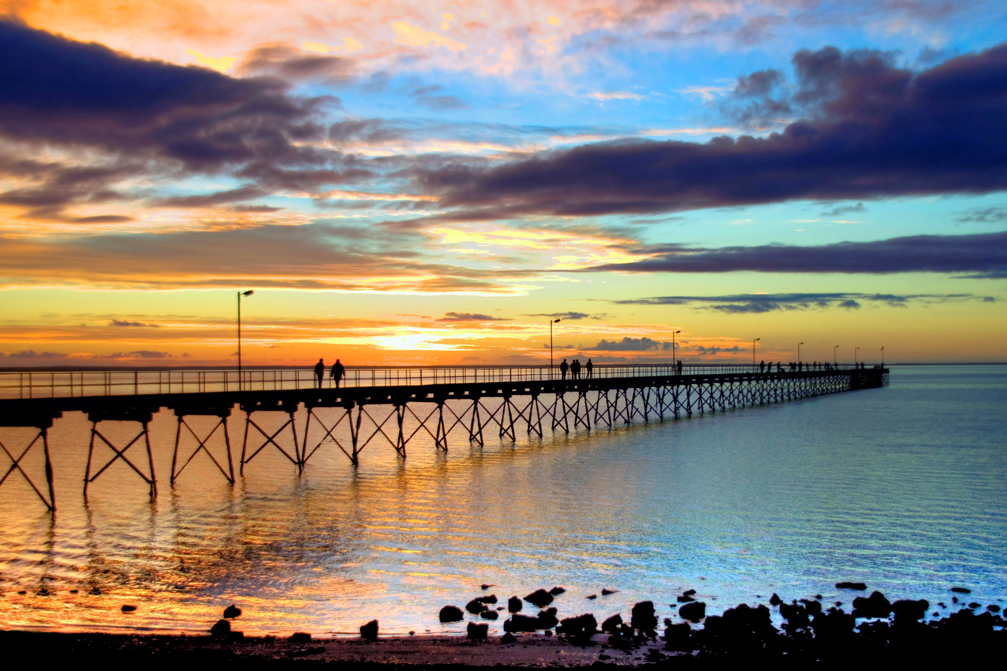 Ceduna Jetty - Accommodation Port Macquarie